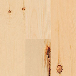 3/4 x 6-7/8 x 6 New England Nickle Gap White Pine Unfinished Solid Wood Flooring
